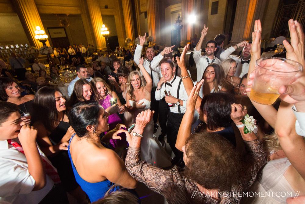 City Hall Wedding Reception Cleveland