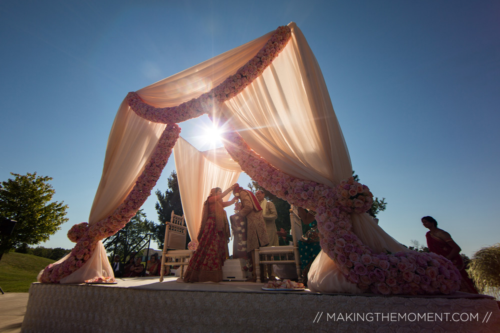 unique wedding photography cleveland