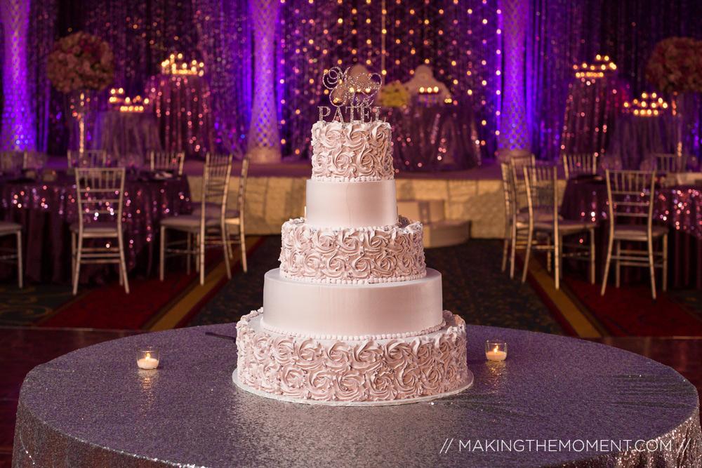Wedding Reception at Marriott Key Cleveland