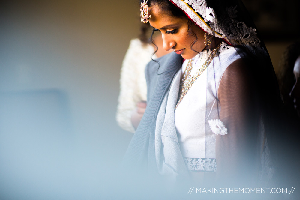 Indian Bride Candid Wedding Photography
