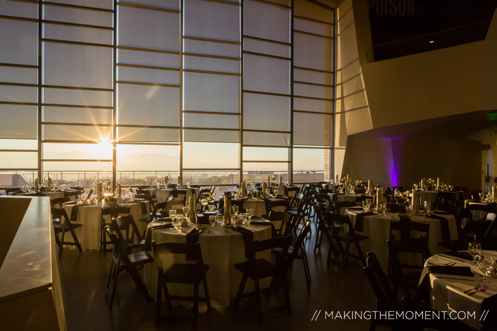 Natural History Museum Utah Wedding Reception