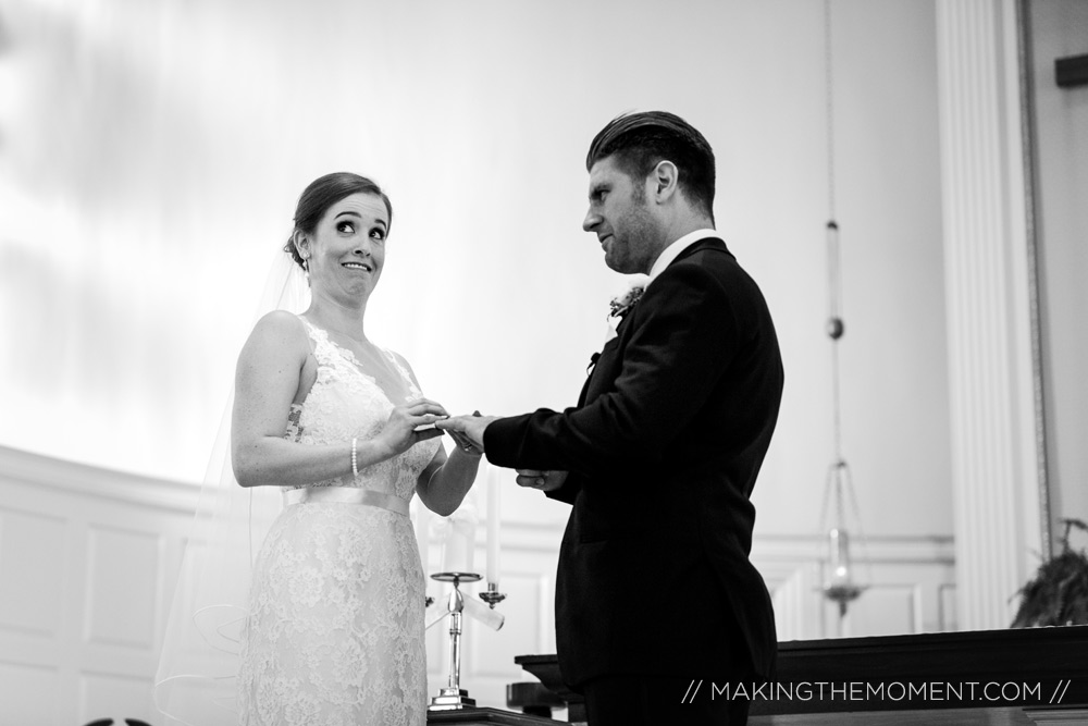 Candid Wedding Photographers Cleveland
