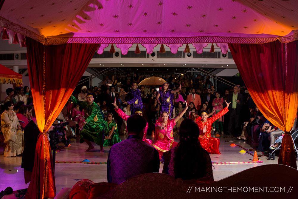 Indianapolis Arts Garden Indian Wedding