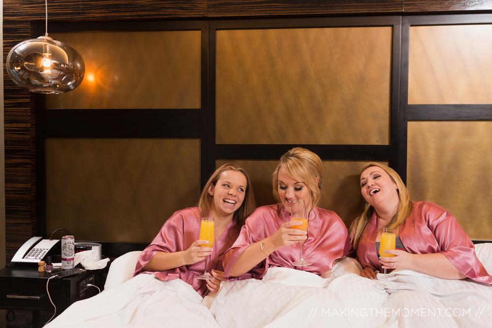 Candid Wedding Photographers Cleveland