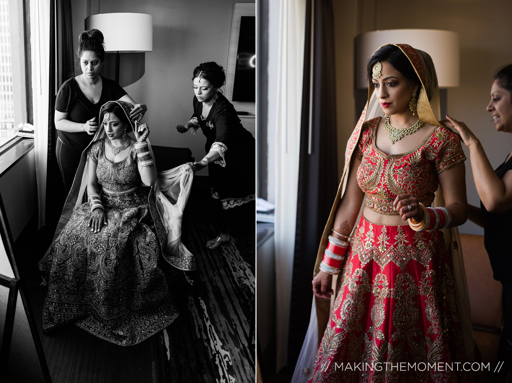 Modern Indian Wedding Photographers