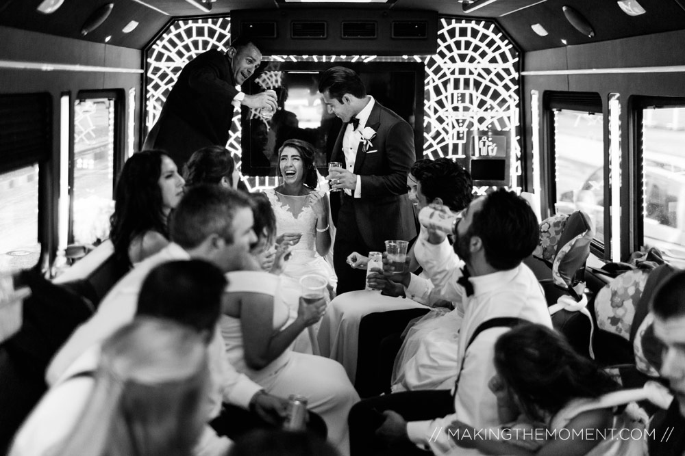candid wedding photographers in cleveland