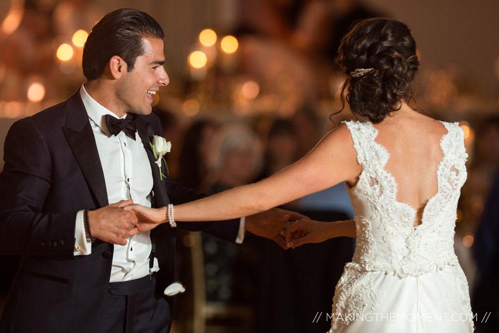 InterContinental Hotel Wedding Reception