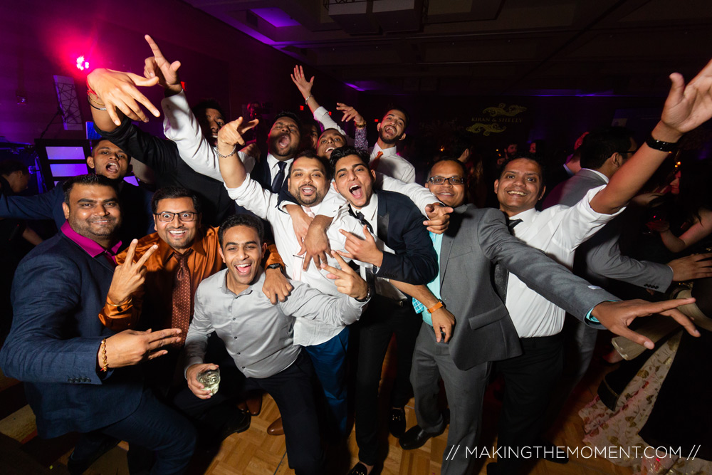 Louisville Hyatt Indian wedding reception