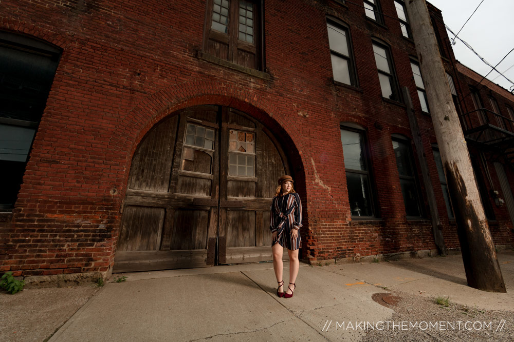 Artistic Senior Pictures Westlake Ohio