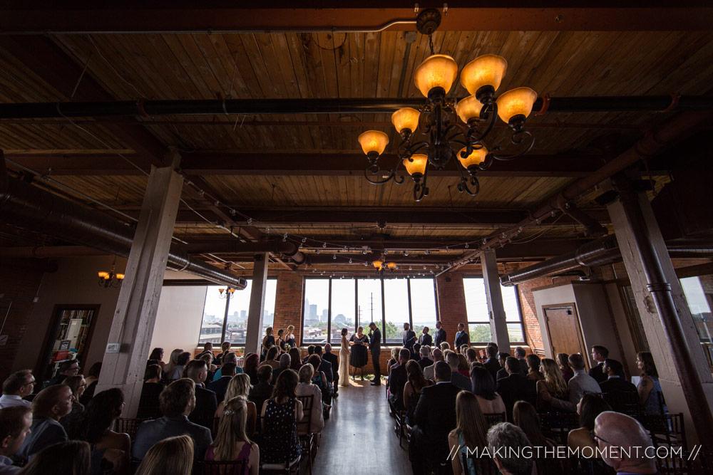 Ariel International Cleveland Wedding