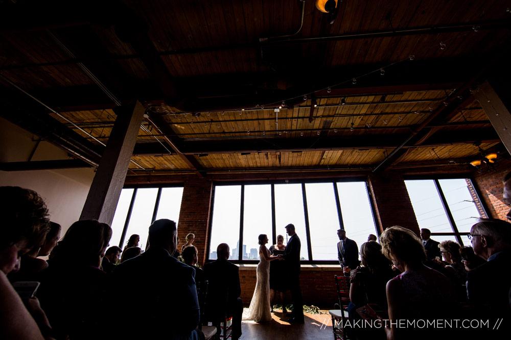 Ariel International Cleveland Wedding Ceremony