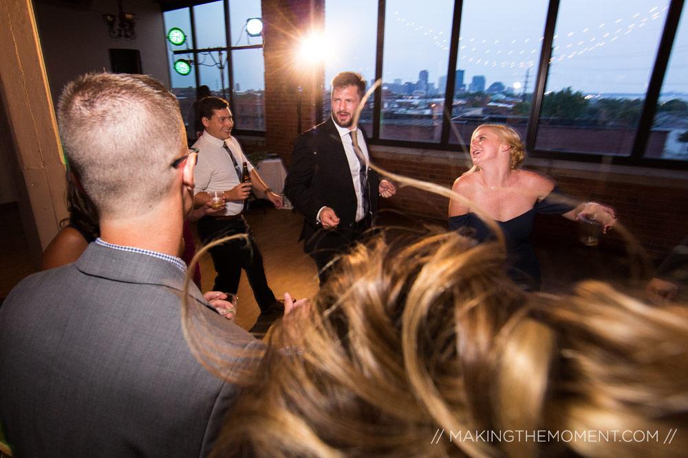 Ariel International Cleveland Wedding Reception