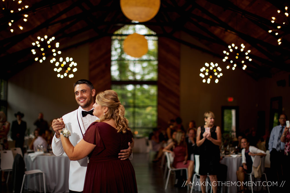Sapphire Creek Wedding Reception