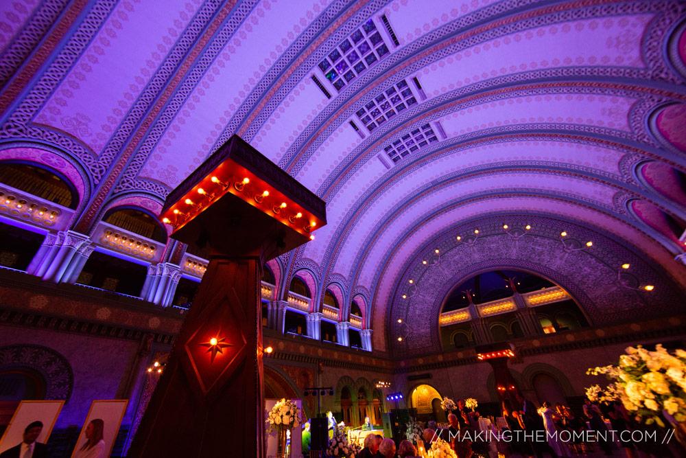 Union Station Hotel St Louis Wedding Reception