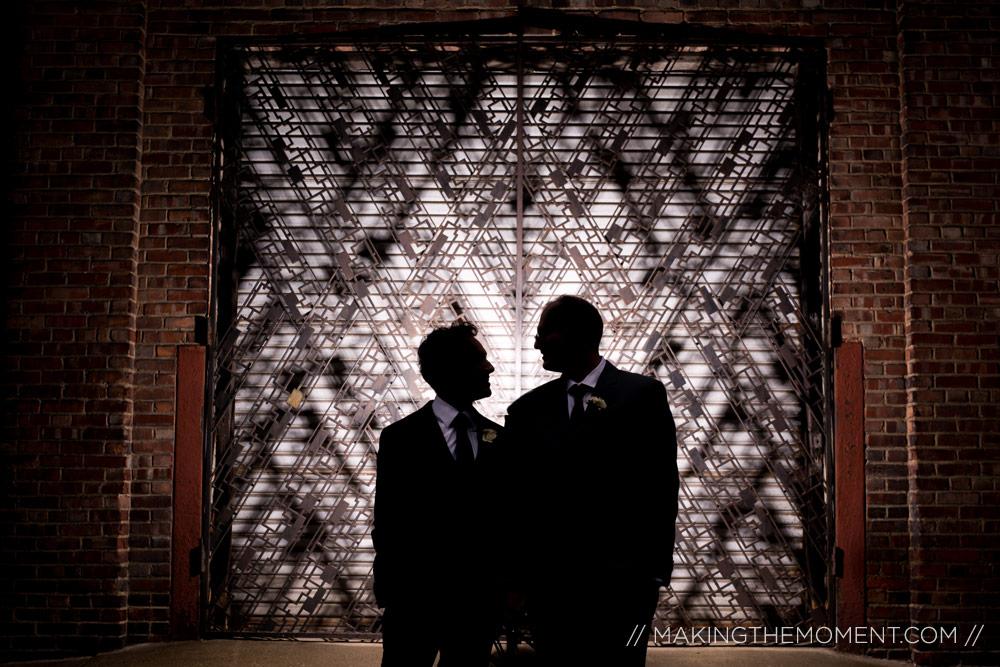 Cleveland Ohio Gay Wedding Photography