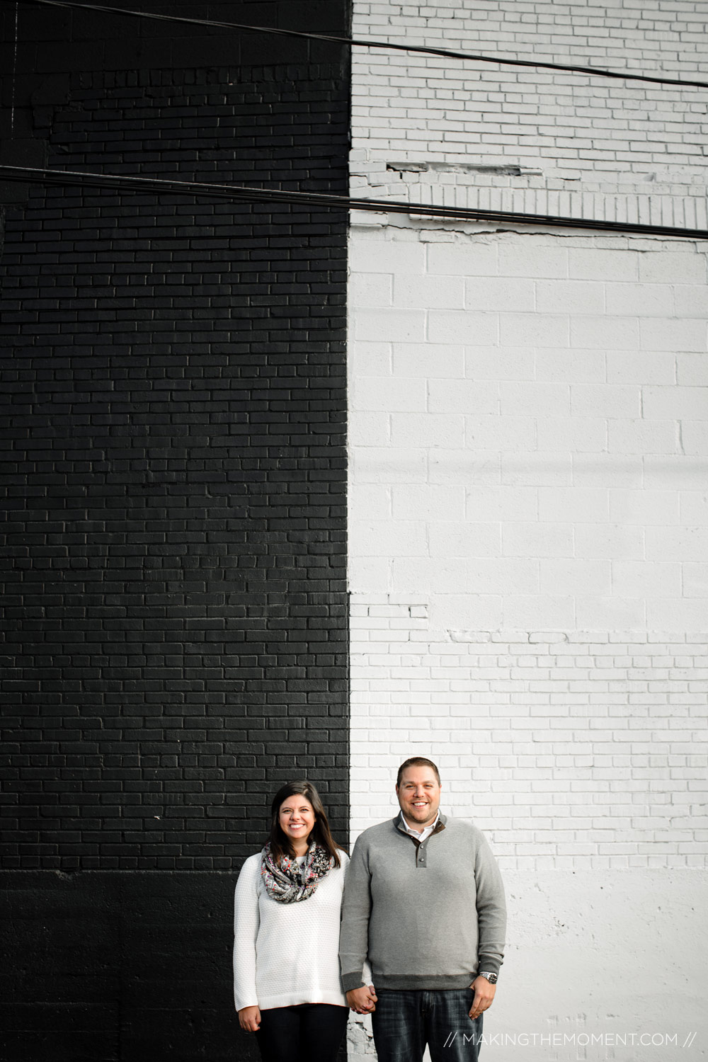 Artistic Engagement Session in Cleveland Ohio