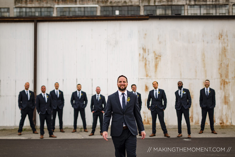 Groomsmen Photography Cleveland