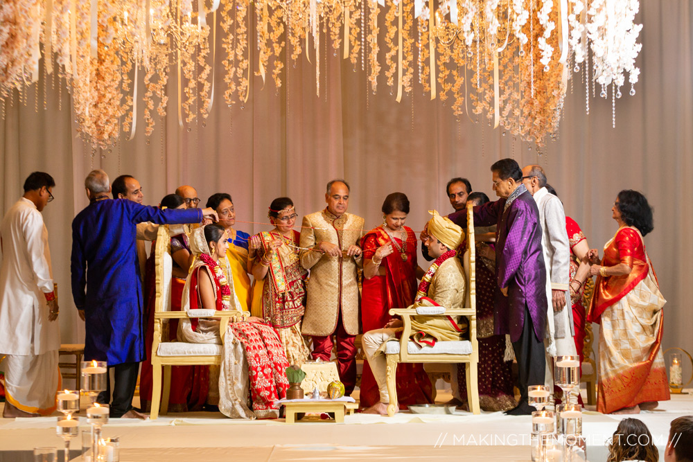 Hindu Indian Wedding Cleveland Downtown