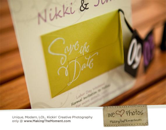 Creative Save the Date Card Ideas