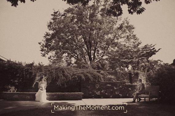 Creative Cleveland Botanical Gardens Photographer