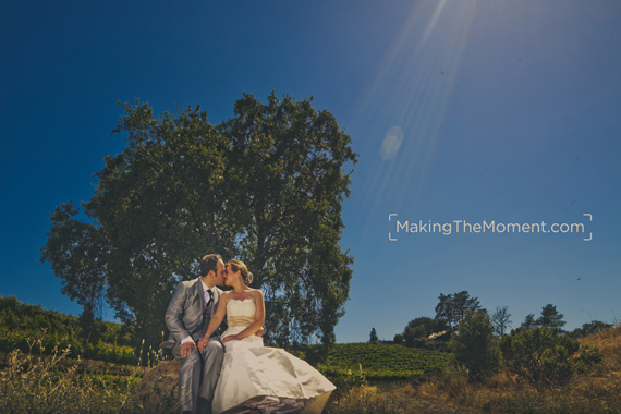 Madrona Manor Wedding Photographer