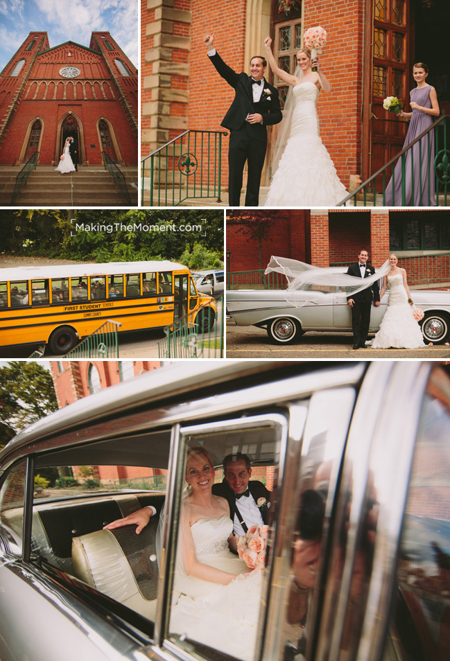 Wedding photographer in Louisville Ohio