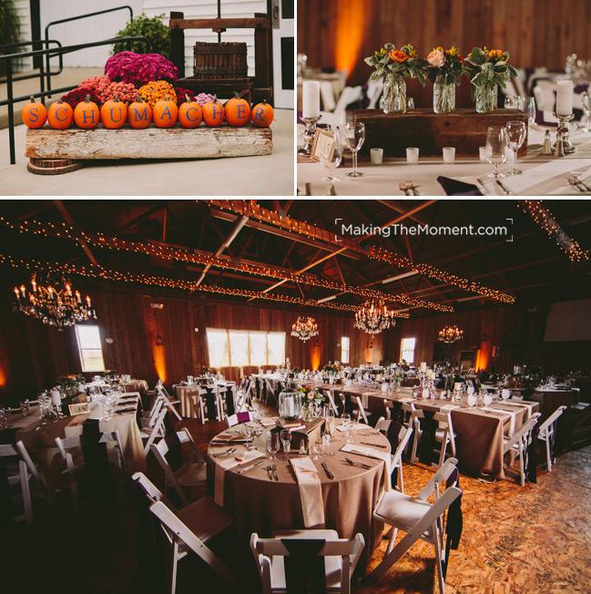 Brookside Farms Wedding Reception Photographer