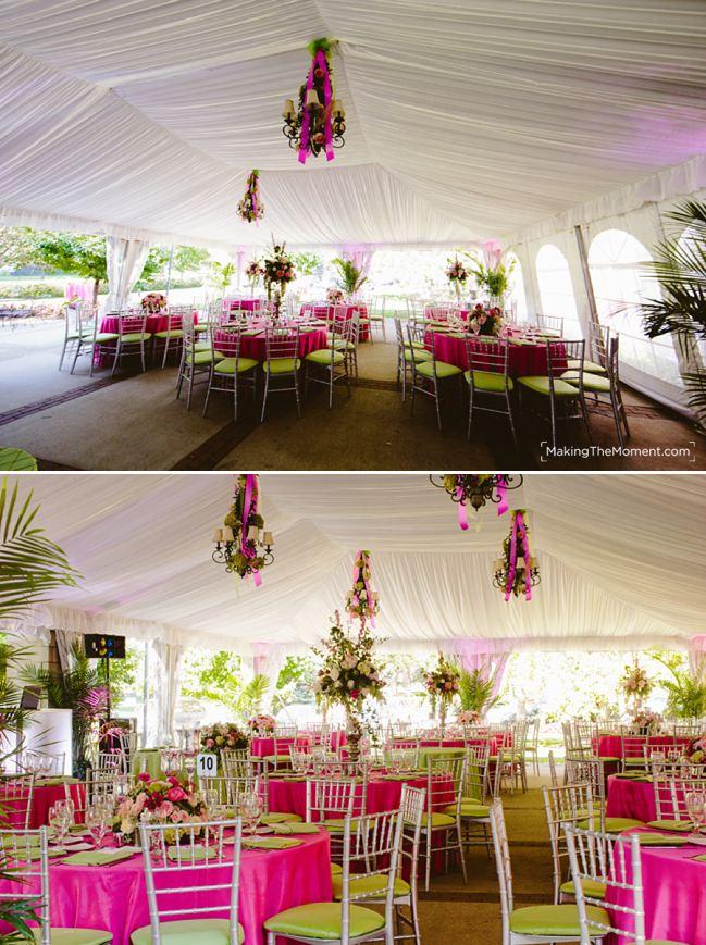 Glidden House Wedding Reception Cleveland