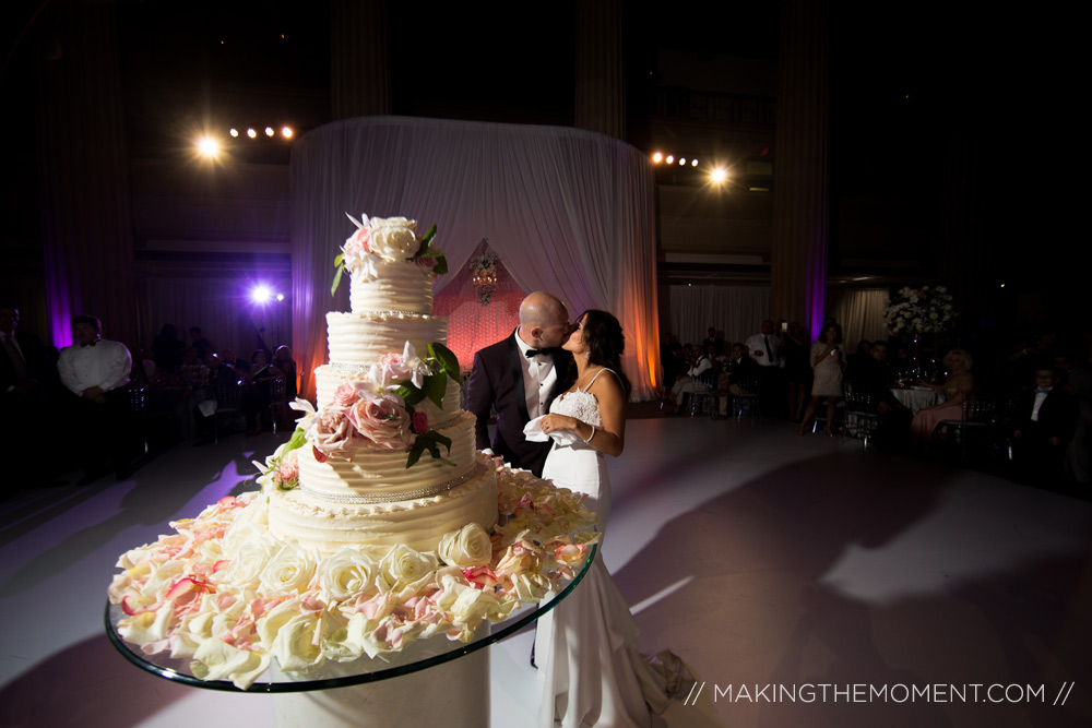 Cleveland Huntington Bank Building Cleveland Wedding