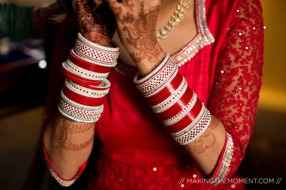 indian wedding bangle ceremony