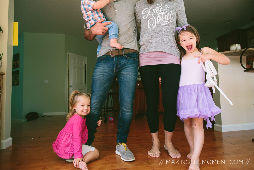 Creative Family Photographer Ohio