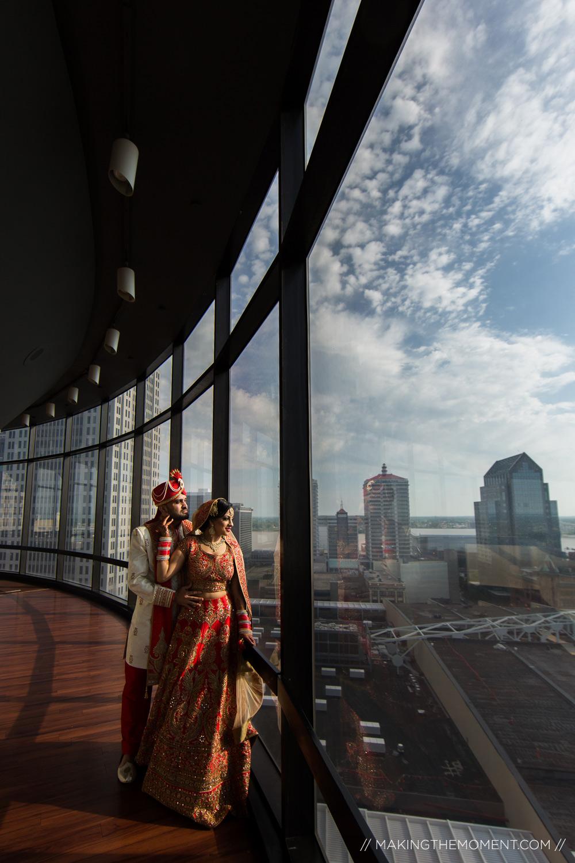 Hyatt Louisville indian wedding