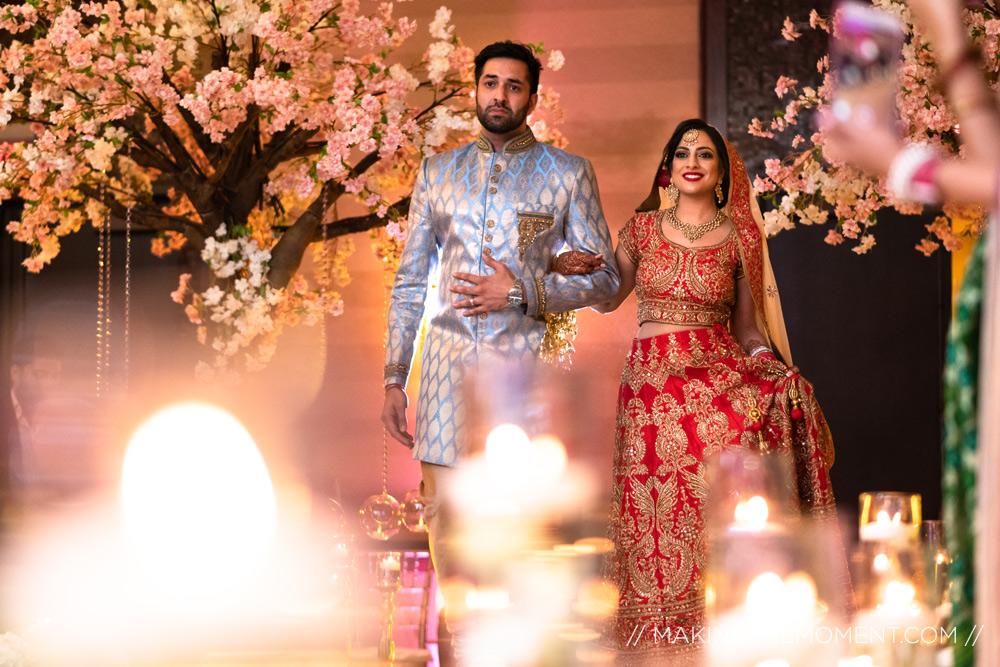 indian wedding ceremony Hyatt Louisville