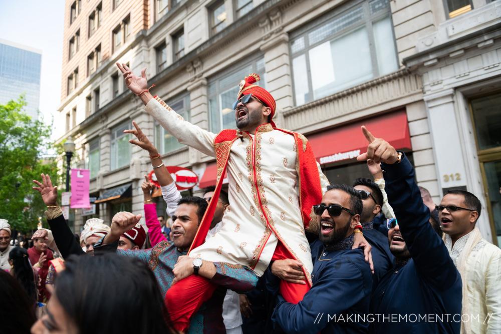 louisville kentucky indian wedding barat