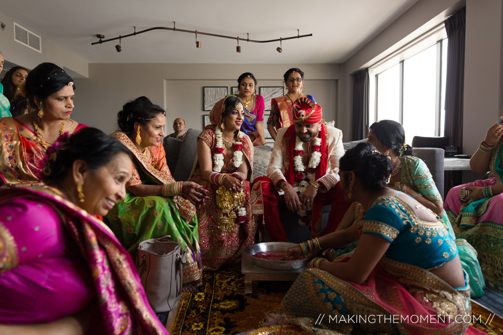 indian wedding ceremony photographer