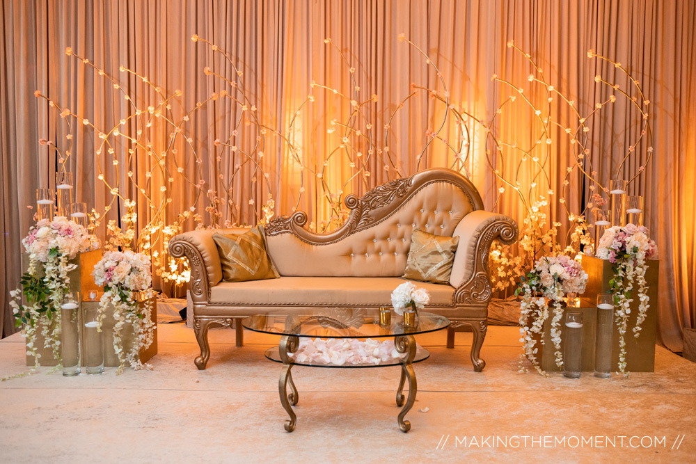 Louisville Indian Wedding Reception Hyatt Regency