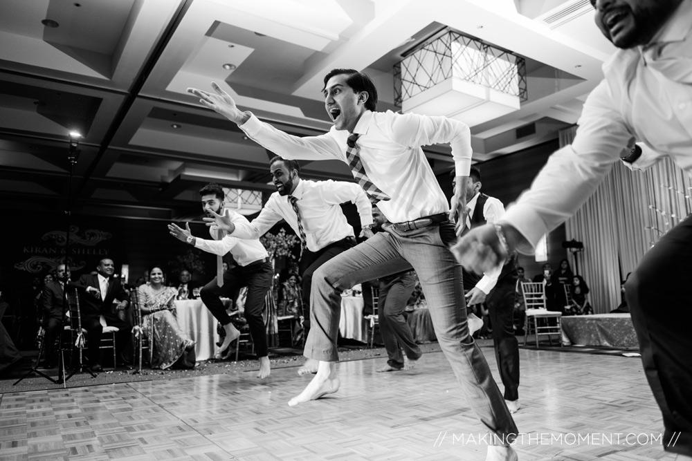 Dancing Wedding Reception Hyatt Louisville