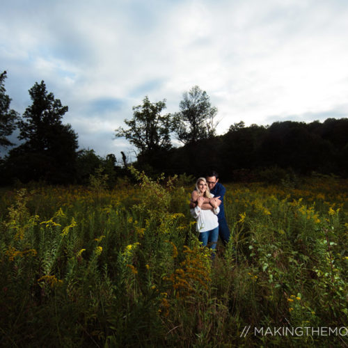 Cleveland Wedding Engagement Session
