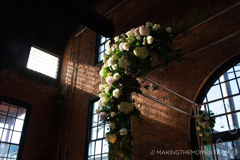 Tenk Cleveland Wedding Ceremony