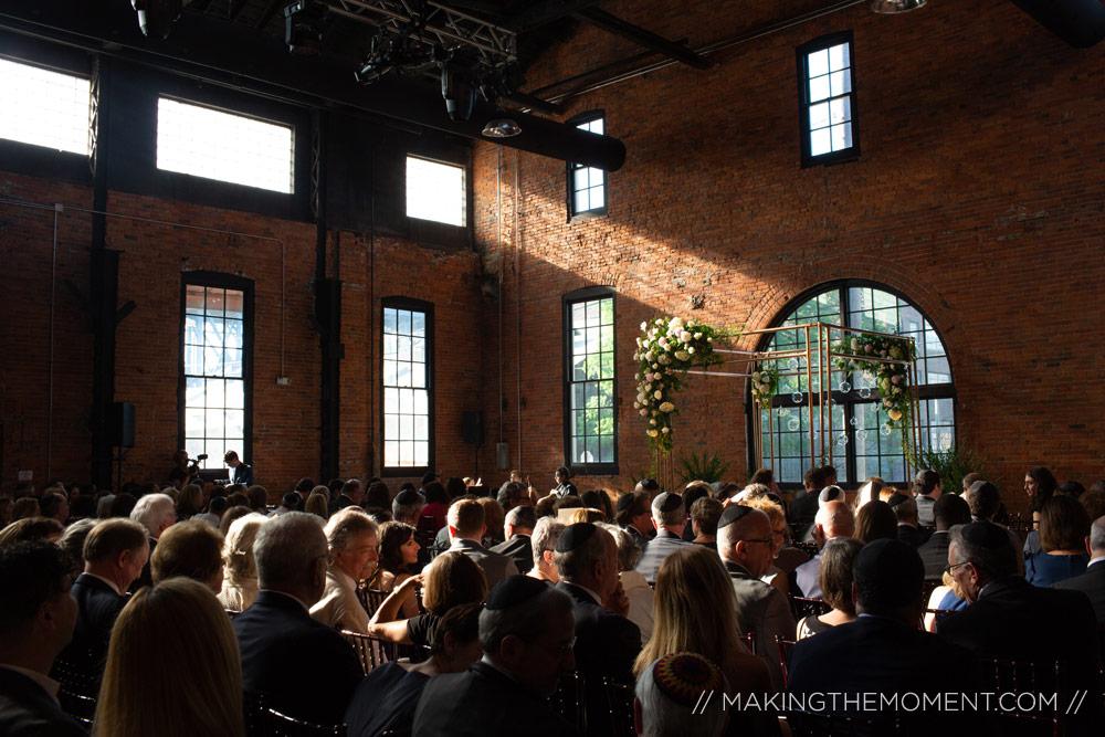 Tenk Cleveland Wedding