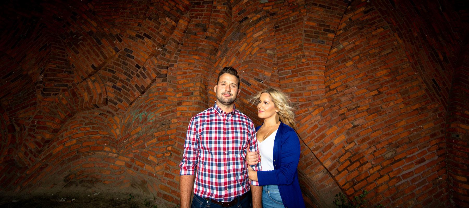 Jacqueline + Gavin // Engaged
