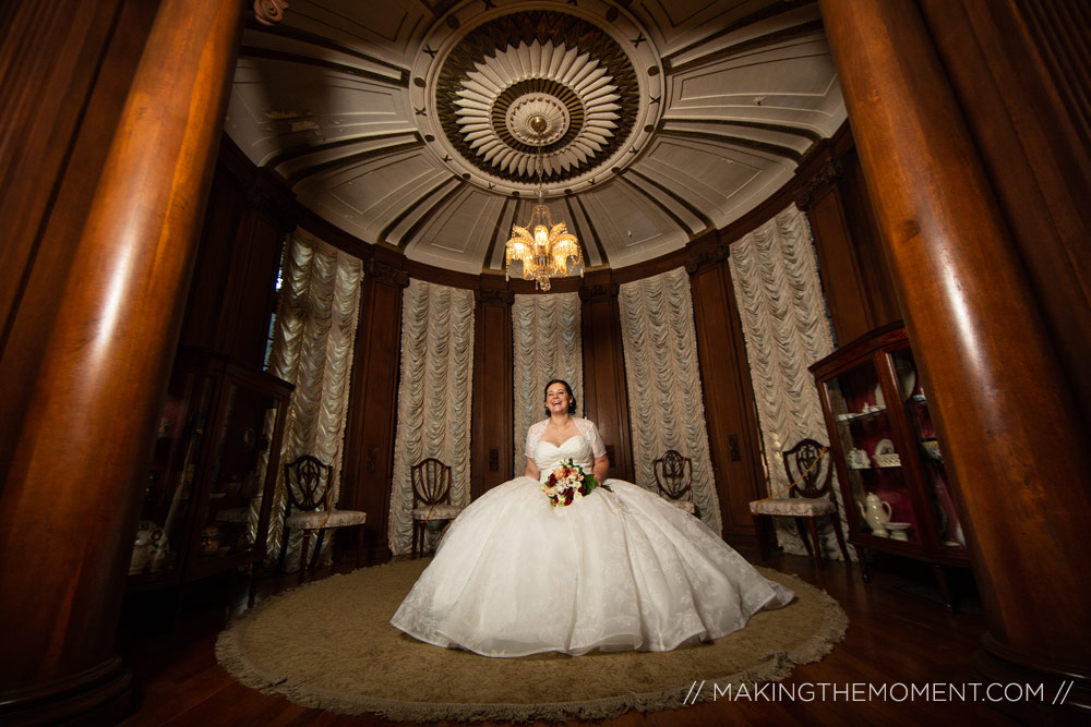 Cleveland Bride Wedding Photographer