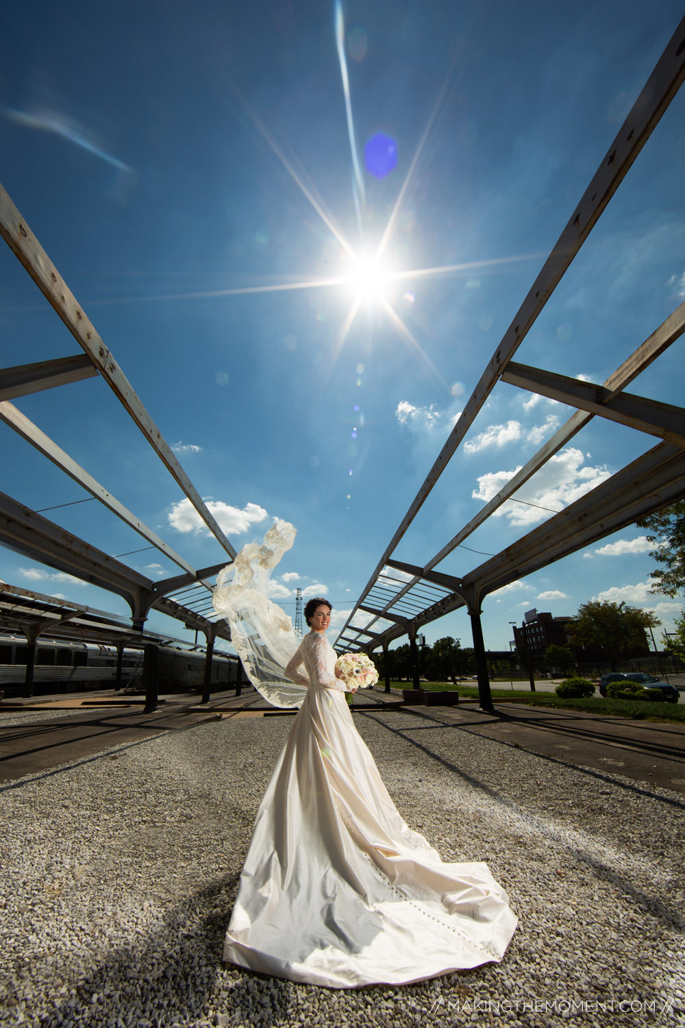 Bridal Portrait Wedding Photography Cleveland