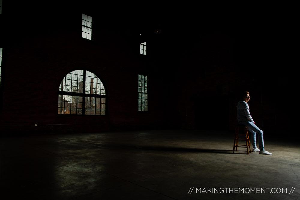Cleveland Senior Portrait Photographer