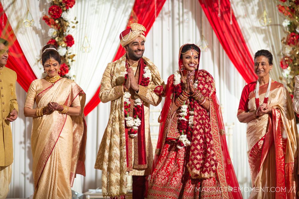 Hindu Indian Wedding Ceremony Cleveland