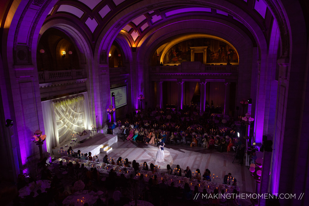 Indian Wedding Reception Cleveland