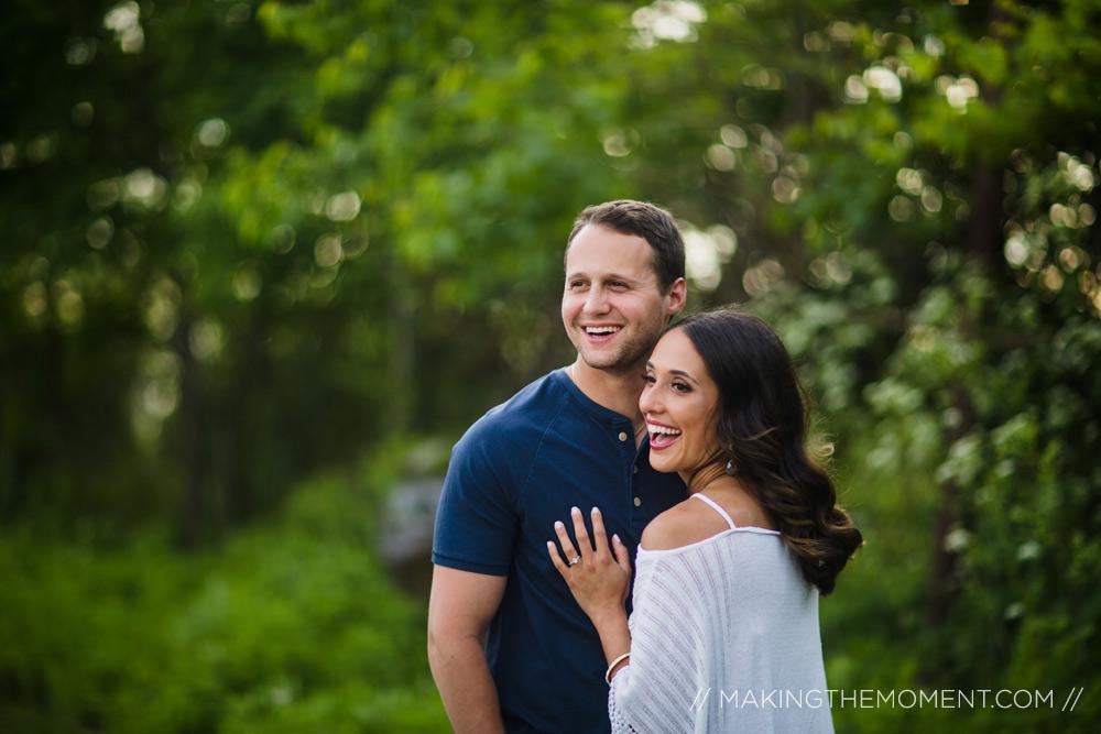 Engagement Photographers Cleveland