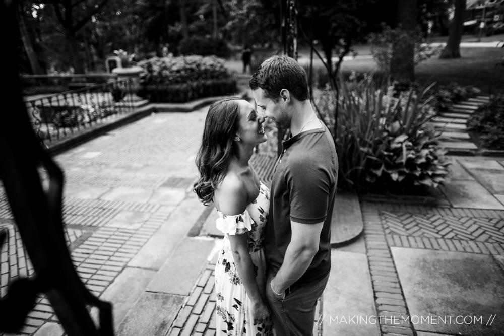 best engagement photographers cleveland