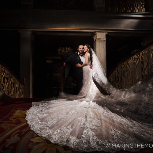 Renaissance Cleveland Wedding