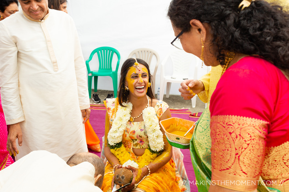 Unique Indian Wedding Photographer Cleveland